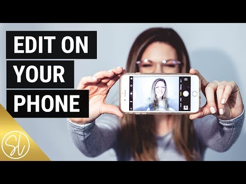How to Edit Youtube Videos on your Phone (LIKE A PRO)