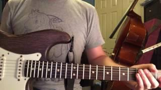 SLICK SL57 strat Unboxing & Review Guitarfetish Xaviere