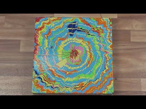 How to Make Spin Art