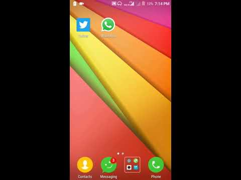Hide your Whatsapp  Facebook or any app in android mobile hindi