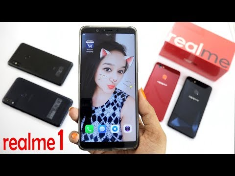 Real Me1 (6GB/128GB) - Unboxing & Overview- In Hindi (OPPO KA TOOFAAN)