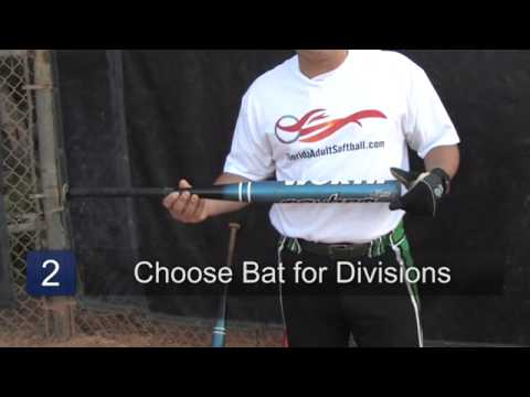 How to Pick the Right Softball Bat