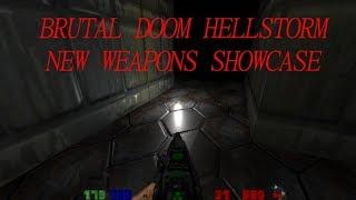 Hellstorm For Delta touch/Gzdoom/Qzdoom/Zandronum