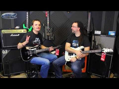 Schecter Guitars at Andertons - lets take a look at some!