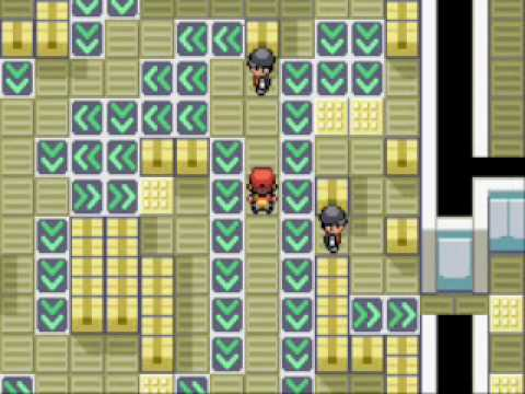Let's Play Pokemon Fire Red, Part 70: Rocket Warehouse