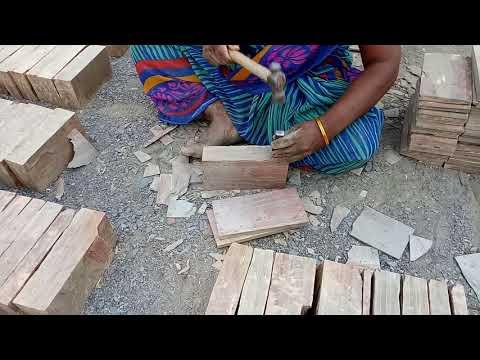 Natural Slate stone Spritting