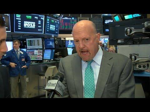Jim Cramer on Amazon, Walmart, Equifax, Tesla and Tenet Healthcare