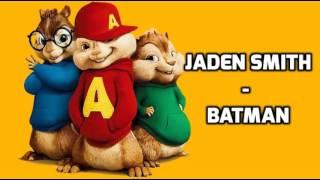 Jaden Smith - Batman - Chipmunk Version