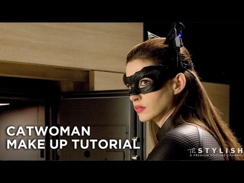 MAKEUP TUTORIAL: CATWOMAN