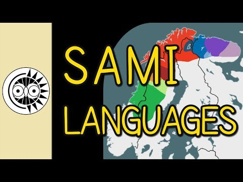 Introduction to the Sami Languages