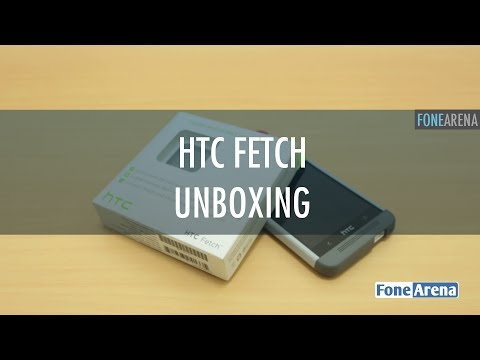 HTC Fetch Unboxing