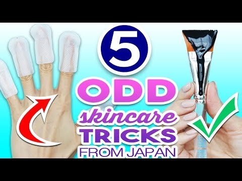 5 Odd Japanese Skincare Tricks You Need To Know!