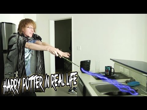 Harry Potter In Real Life | Bryan & Johnnie Season 1 Episode 4