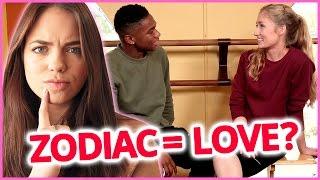 ZODIAC LOVE MATCH?! | Myth Matchmaker w/ Claudia Sulewski
