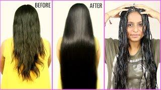 पतले बालों को तेजी से मोटा, लम्बा, घना, शाइनिंग बनाये - Magical Hair Growth Mask   PrettyPriyaTV