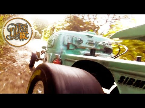 RC GASSER PICKUP HOMEMADE - drive  (2/2)