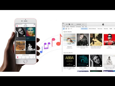 How to transfer music from iPhone to iTunes