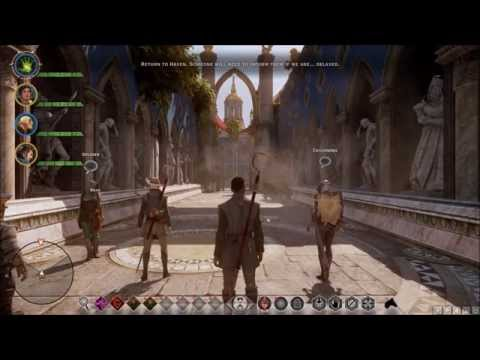 Dragon Age: Inquisition -- First Visit to Val Royeaux