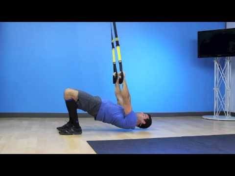 The Bodyweight Row to Pull up