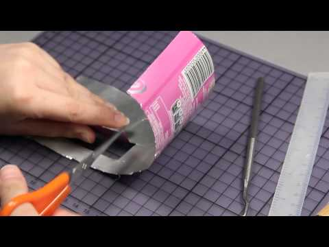 How to Make cutters out of Soda Can