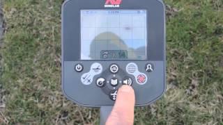 Minelab Ctx 3030 Metal Detector Gps Basics