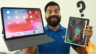 "2018 iPad Pro 11"" Unboxing & First Look - Great BUT Expensive🔥🔥🔥"