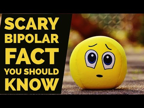 IMPORTANT FACT About Bipolar Disorder You Might Want to Know!