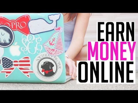 Make Money this Summer Online! || Sarah Belle