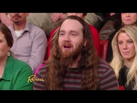 Dad Makeover: This Man Hasn't Cut His Hair In 20 Years! | Rachael Ray Show