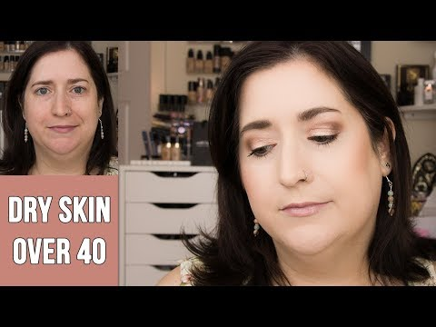 COVER FX POWER PLAY FOUNDATION | Dry Skin Review & 10 Hour Wear Test