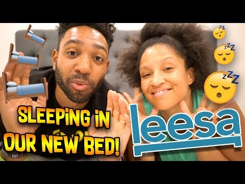 My WIFE & I are SLEEPING Peacefully on Our NEW BED! - [DAILY LIFE/VLOGS]