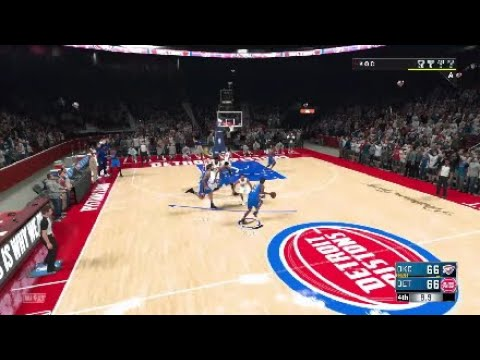 NBA 2k18 ...... I hate this game