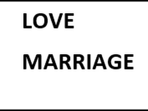 How to see Love Marriage through Vedic astrology