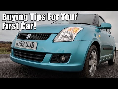 Buying Tips for your First Car in the UK!