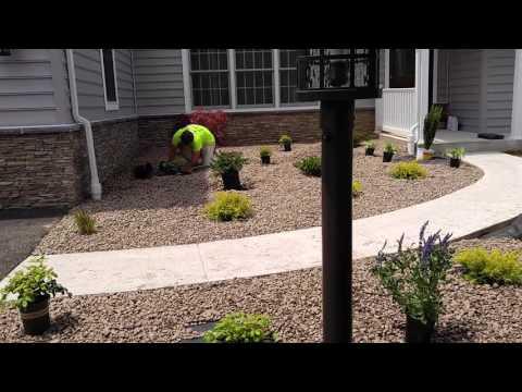 Gettysburg Adams County landscaping design contractors - Ryan's Landscaping - 717-632-4074