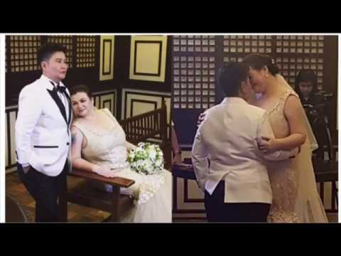 Rosanna Roces Marries Lesbian Partner Blessy Arias Fio The Second Time!