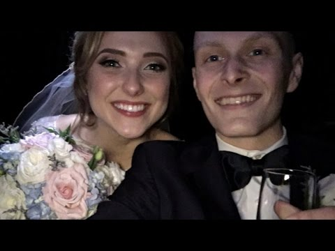 Teen With Terminal Cancer Marries Sweetheart In Last Minute Wedding