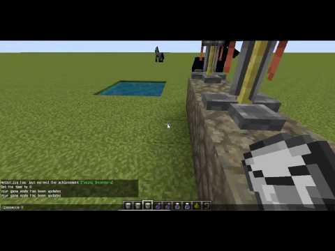 Minecraft 1.7.2 Underwater breathing potion