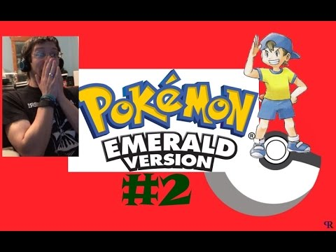 You Sent Out...WHAT?!? || Pokemon Emerald Randomized Nuzlocke (Part 2)