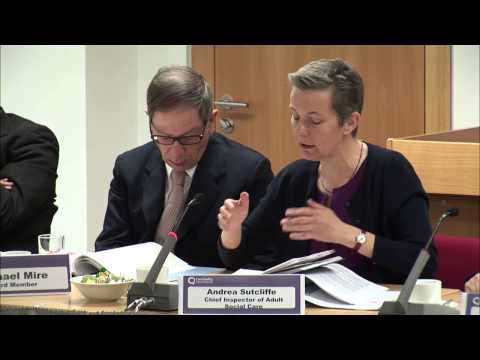 CQC Board Meeting 21 May 2014