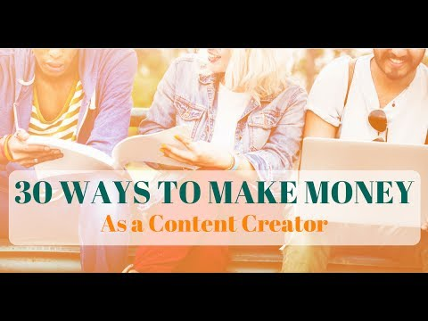 How to Make Money As a Vegan Content Creator