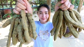 Yummy Tamarind Pickle Cooking - Tamarind Pickle - Cooking With Sros