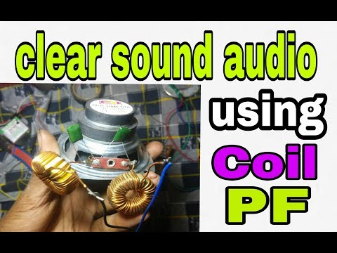 how to make Clear audio sound without Disturbance? (100% working )