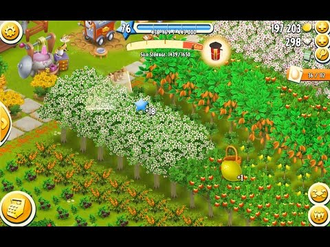 Hay Day Level 76 Part 9 (HD GamePlay)