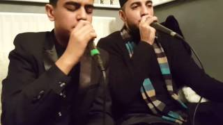 Ab to Bas Aik (With Daff) - Ismail Hussain and Usman Attari - Akys House Bradford