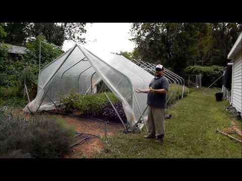 FST How-To Video: Modular High Tunnels (Greenhouse / Hoop House / High Tunnel / Hoop Coop)