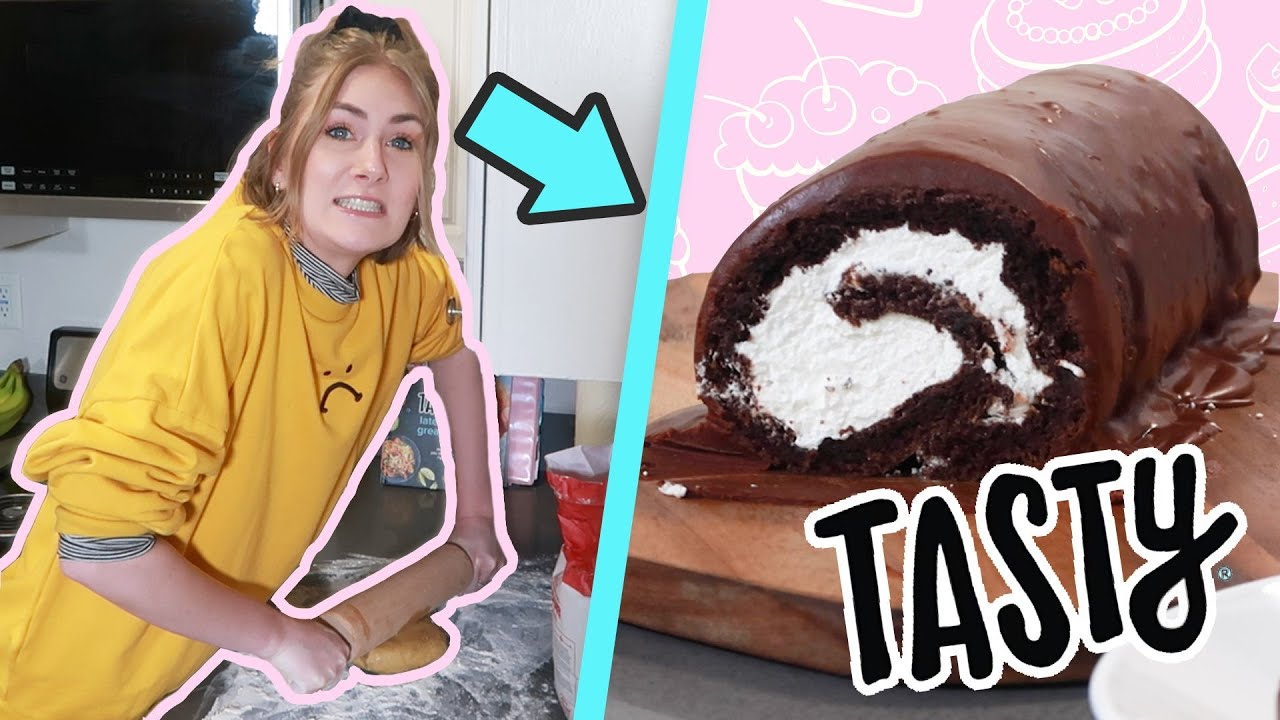 Tasty Producers Challenge Me To Bake For A Week