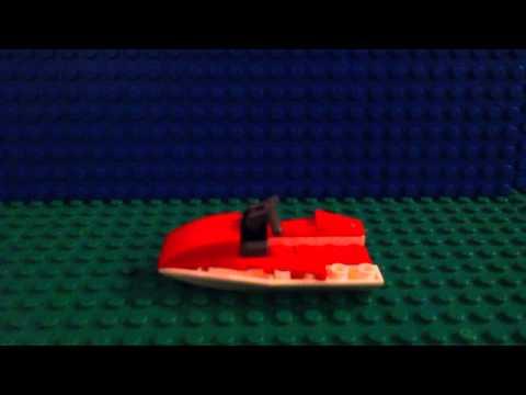 (tutorial) how to make a lego jetski