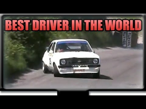best driver of the world