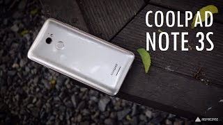 Coolpad Note 3s hands on review w/ unboxing (COMPLETE)